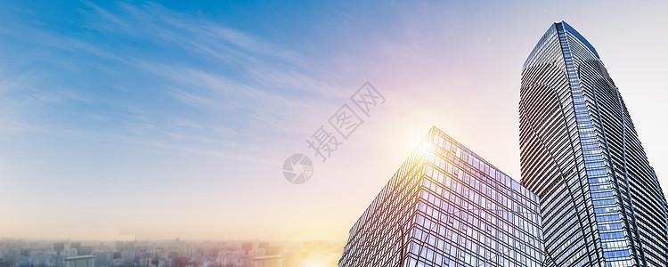 大气商务建筑图片