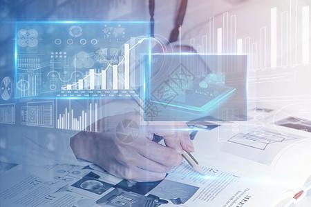 金融分析图片