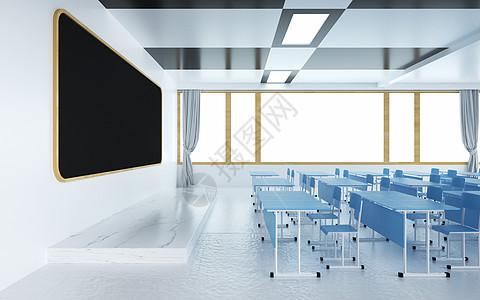 教室空间背景图片图片
