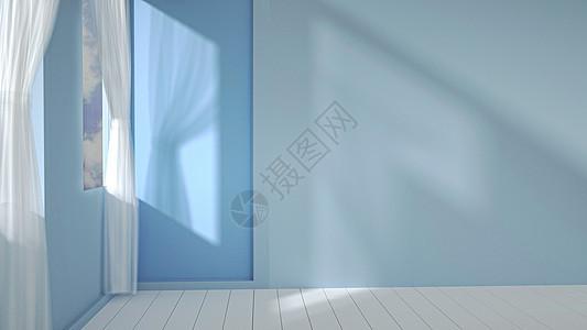 室内窗帘温馨家居背景picture