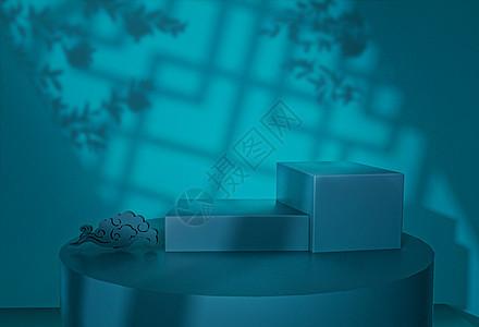 中式电商场景图片