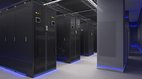超算机房图片
