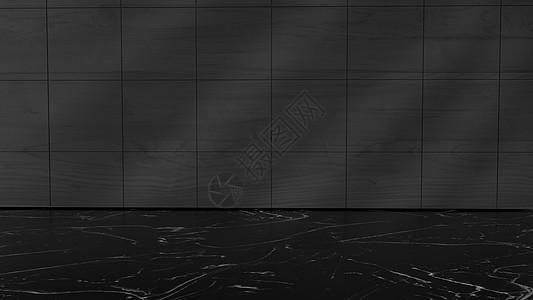 黑色空间背景图片