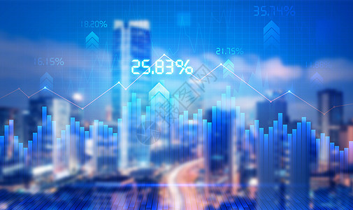 商务金融城市图片