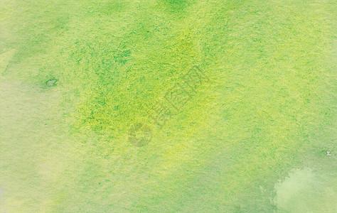 绿色水彩背景图片
