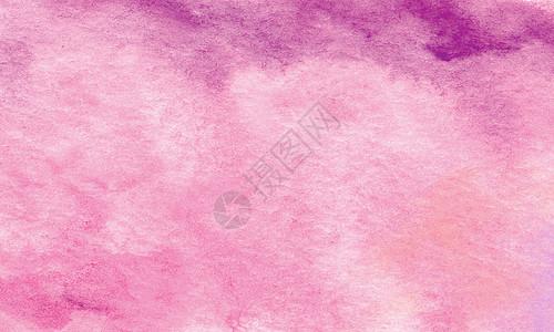 粉色水彩背景图片