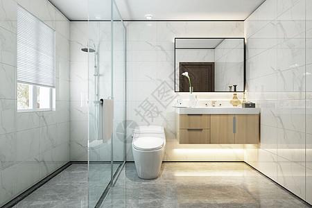 卫浴空间设计图片