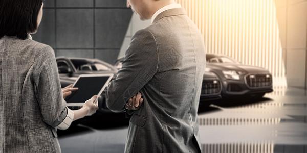 汽车销售服务图片