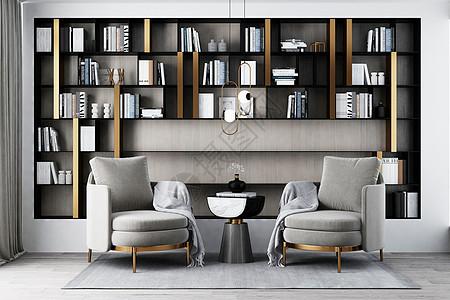 现代客厅家居设计图片