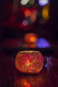 烛光浪漫图片