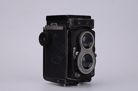 老式牡丹照相机古董图片