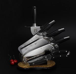 刀具摄影图片