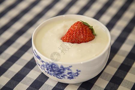 自制酸奶图片
