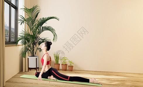 瑜伽姿势图片
