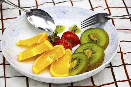 炎热的夏天来点水果图片