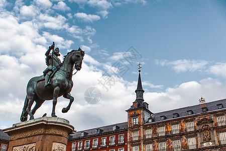 西班牙风情街图片