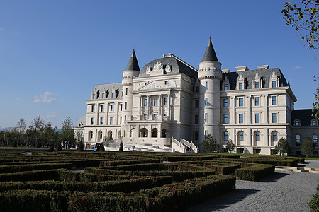 园博园 城堡图片
