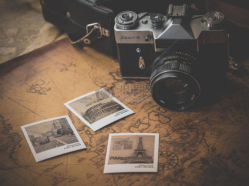 复古相机图片