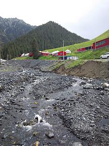 新疆南山牧场图片