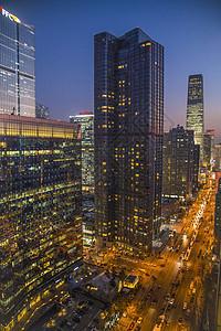 中国CBD地区图片