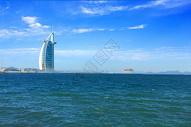 东方迪拜、海上度假天堂图片
