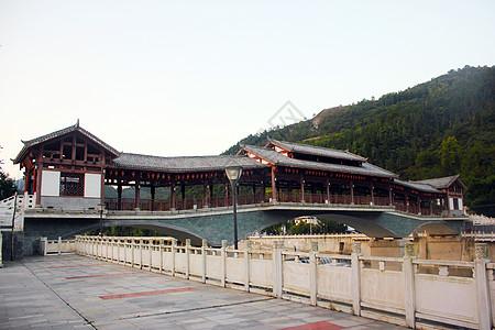 古桥建筑图片