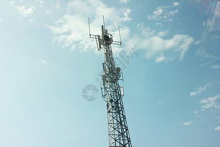 铁塔,信号塔图片