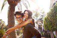 情人节两个人的幸福时光图片