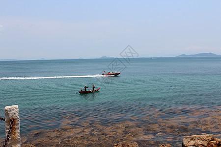 深圳南澳杨梅坑海边图片