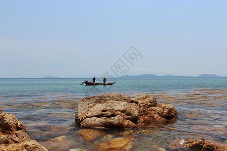 西涌杨梅坑海湾一角图片