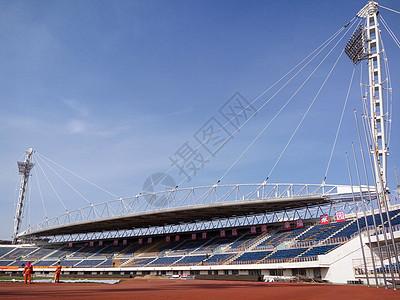 亚泰足球场图片