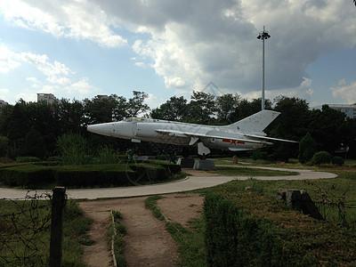 准备起飞的战斗机图片