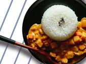 咖喱鸡丁图片
