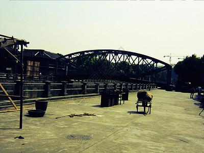 码头车墩影视城图片