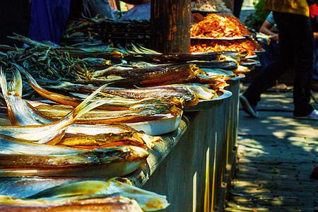 鱼干、咸鱼图片