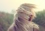 美女的头发图片