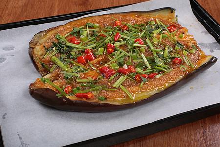 烤茄子 烧烤 辣椒 烧烤 撸串 菜谱 美食 美味 高清大图图片