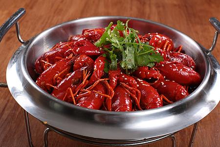 麻辣小龙虾 烧烤 辣椒 烧烤 撸串 菜谱 美食 美味 高清大图图片