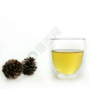 绿茶摆拍图片