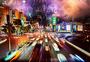 城市的夜景图片