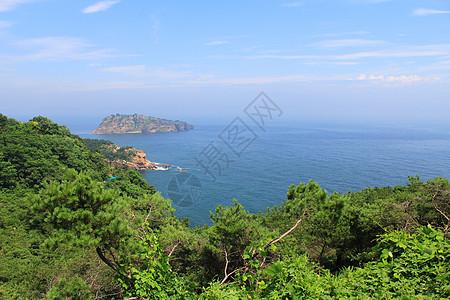 棒棰岛风景图片