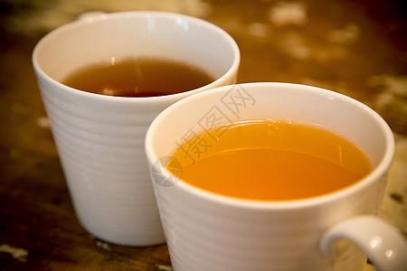 鸳鸯茶图片