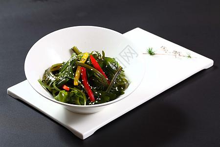 凉拌海芽菜图片