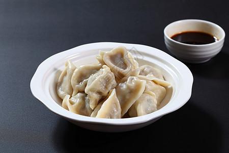 肉三鲜饺子图片