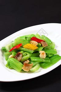 生炒水东芥菜图片