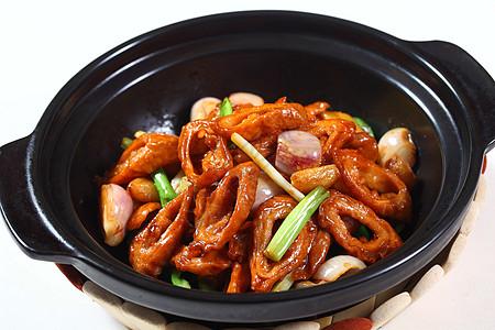 台式三杯大肠图片