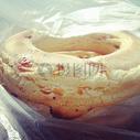 烘焙的松软蛋糕图片