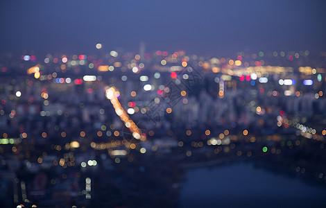 梦幻夜幕下的京城图片