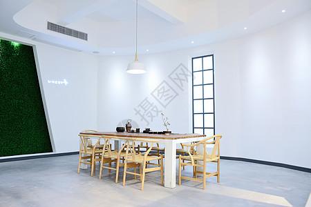 简约风格茶室图片