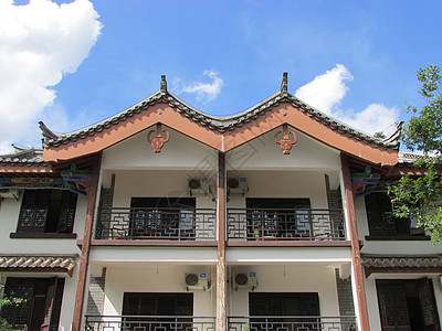 建筑屋顶图片